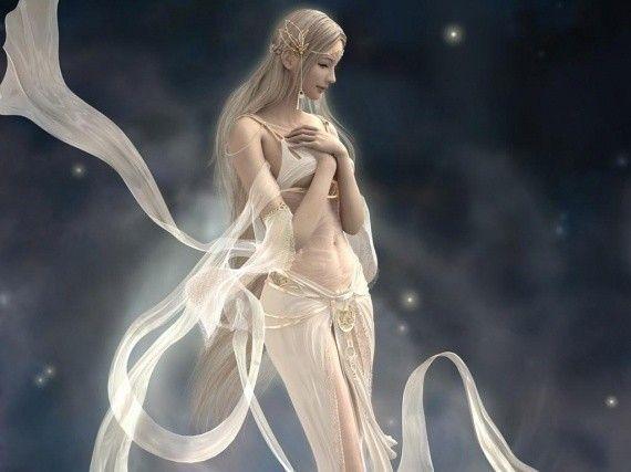 femme ange